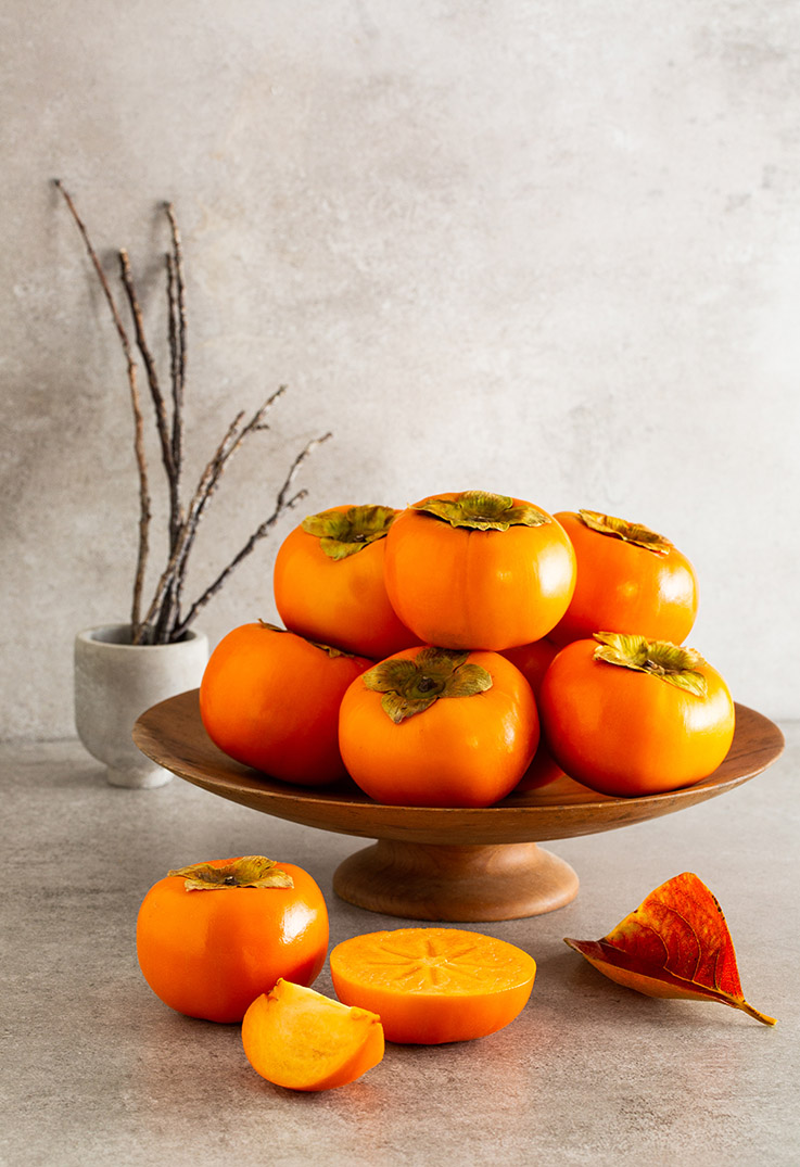 Persimmons | Twisted Citrus