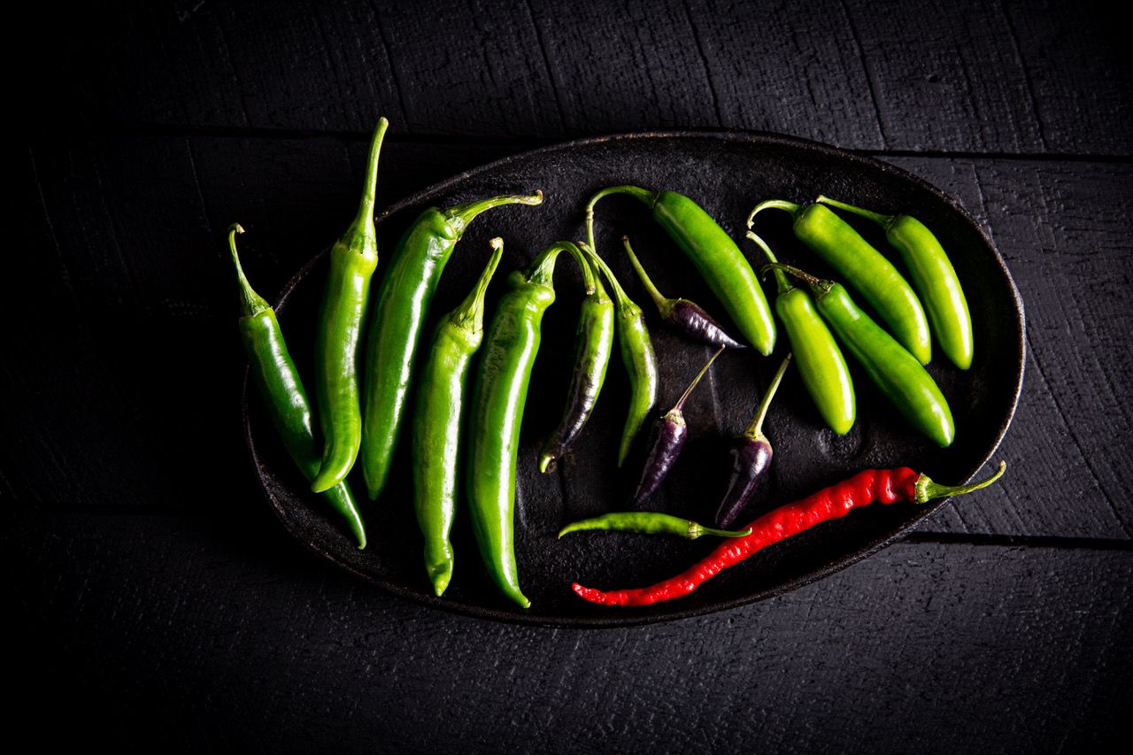 Chillies - Hot Mix